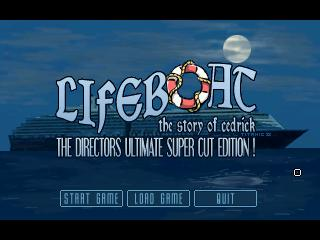 Screenshot of Lifeboat: Story of Cedrick: The Directors Ultimate Super Cut Edition