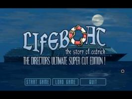 Screenshot 1 of Lifeboat: Story of Cedrick: The Directors Ultimate Super Cut Edition