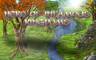 Screenshot of Hero of Infamous Kingdoms