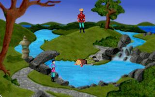 Screenshot 1 of Knight's Quest IV - Here Today, Gone to Yesterday