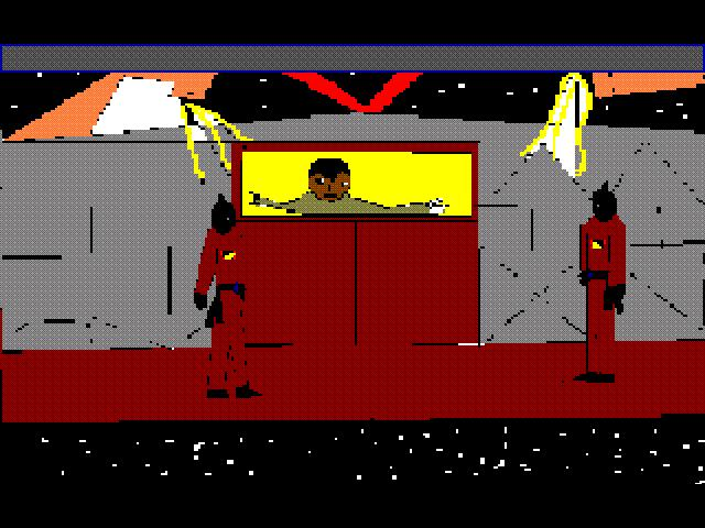 Screenshot of Spacewar( episode 1 the crystal)