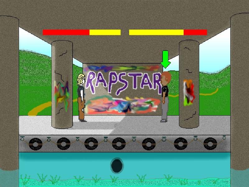 Screenshot of Rapstar 1.5
