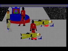 Screenshot 1 of Spacewar episode 2 ( Curien strikes back)