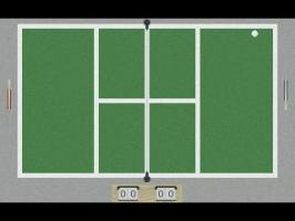 Screenshot 1 of Pennis: The Ultimate in Pong!