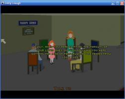 Screenshot 1 of Emily Enough: Imprisoned
