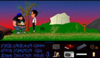 Screenshot 1 of Maniac Mansion Mania - Episode 9 - radioactive