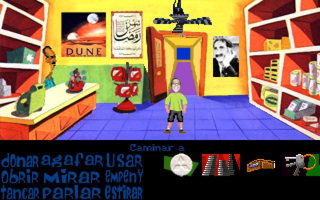 Screenshot of La Gran Castanya