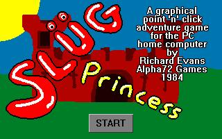 Screenshot of Slug Princess
