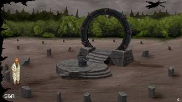 Screenshot 1 of Stargate Adventure