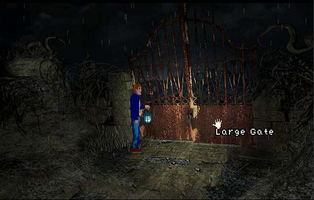 Screenshot of Dark of Night
