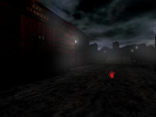 Zoomed screenshot of Lost In The Nightmare v1.1