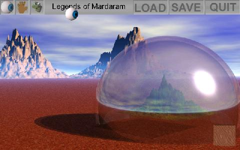 Zoomed screenshot of Legends Of Mardaram