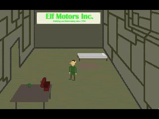 Screenshot of Elf Motors Inc.