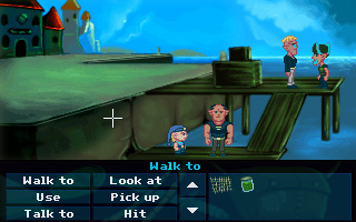 Screenshot of Cedric and the Revolution