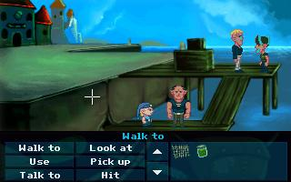 Screenshot 1 of Cedric and the Revolution