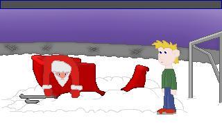 Screenshot of Santas Sidekick