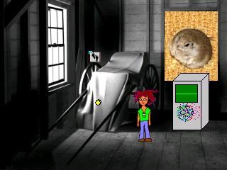 Screenshot of A.L.I.