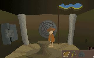 Screenshot of Tomb of the Moon