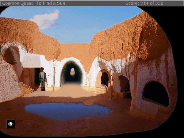 Screenshot 3 of Cosmos Quest I width=