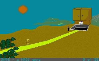 Screenshot of Snake