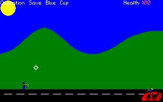Screenshot 1 of Operation Save Blue Cup