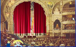 Zoomed screenshot of Princess Marian IX: The Phantom of the Ballet