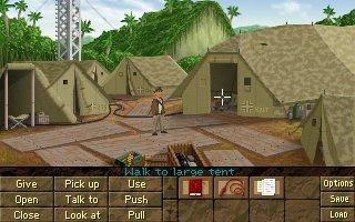 Screenshot 1 of Indiana Jones™ and the Fountain of Youth DEMO
