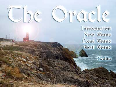 Screenshot of The Oracle