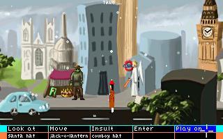 Screenshot of Infinite Monkeys