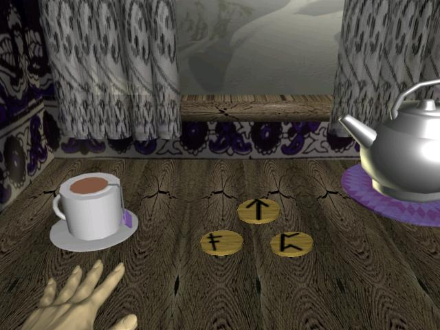 Screenshot of Norse Rune Reader