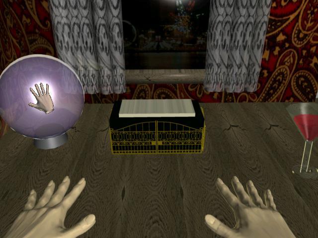 Screenshot of Omnipotent Tarot