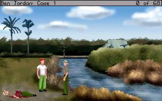 Screenshot 1 of Ben Jordan: Paranormal Investigator Case 1 Deluxe