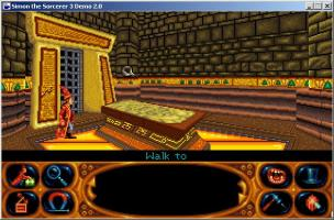 Screenshot 1 of Simon the Sorcerer 3