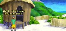Zoomed screenshot of Kinky Island DEMO