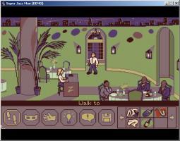 Screenshot 1 of Super Jazz Man