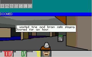 Zoomed screenshot of Update Quest