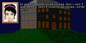 Screenshot of Armageddon Margaret