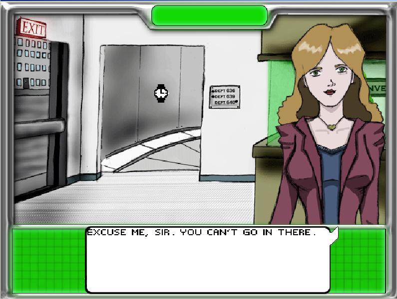 Screenshot of Alpha - X TECH DEMO