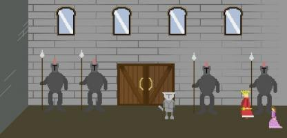 Screenshot 1 of Knight Quest for the Golden Ring