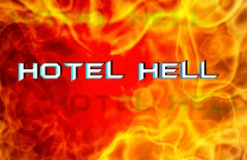 Zoomed screenshot of Hotel Hell