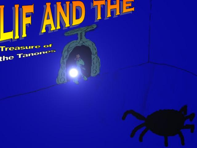 Screenshot of Lif and the Treasure of the Tanones