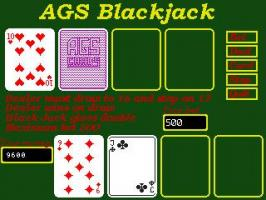 Screenshot 1 of AGS Black Jack