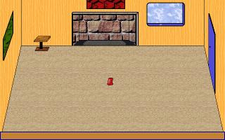 Zoomed screenshot of CSI Hunt 1