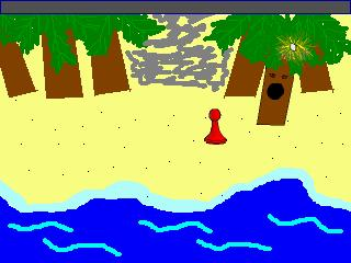 Screenshot of G. P.'s Lost Adventure
