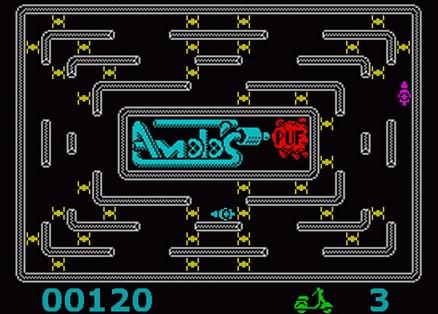 Zoomed screenshot of Amoto's Puf