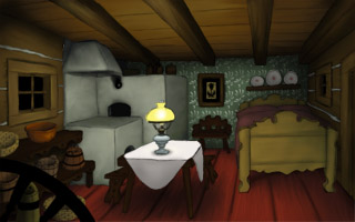 Screenshot of Principles of Evil II