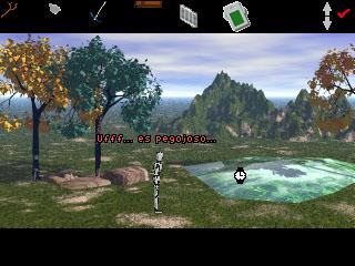 Screenshot of Quiero Morir (I want to die)