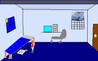 Zoomed screenshot of Bob's Quest II