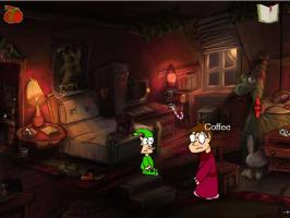 Screenshot 1 of Christmas Quest 3: Santa's Little Help Desk
