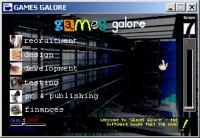 Screenshot of Games Galore! DEMO